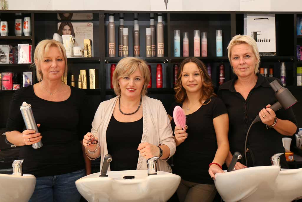 salon eva - color and style - teamfoto august 2017
