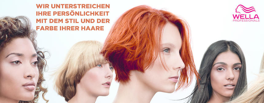 Salon Eva - color & style - Wir unterstreichen Ihre Persönlichkeit mit dem Styling und der Farbe Ihrer Haare!