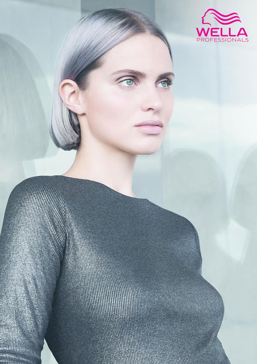 salon eva - color & style  pure chroma nontouring grau