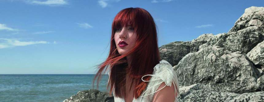 Haarfarbe Vintage - Leather Red - Hair Trends 2019